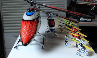 Small 3D Helicopters -post