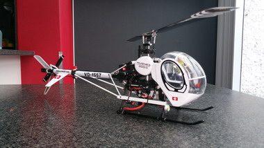 Hughes 300C Schweizer - post