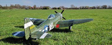 P-47D Thunderbolt - post
